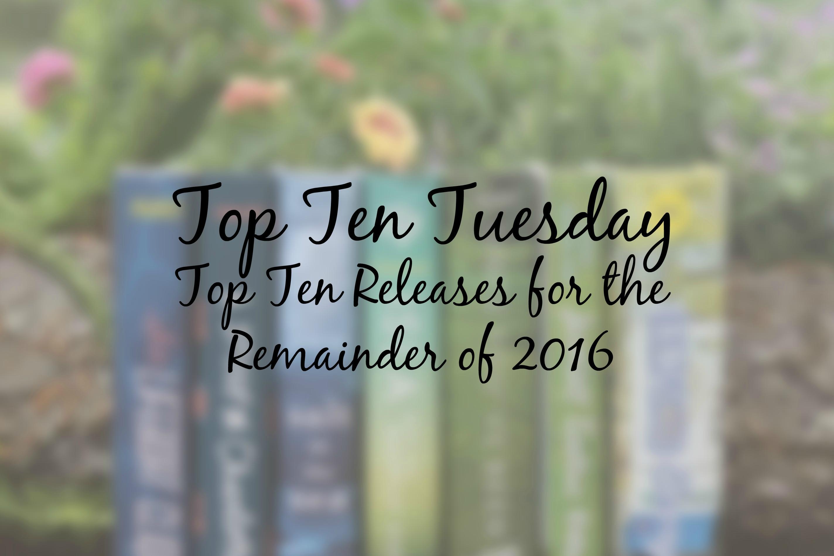 top ten releases