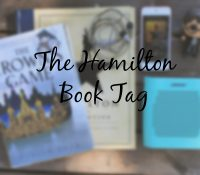The Hamilton Book Tag