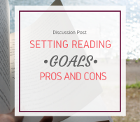 Let's Talk Setting New Year's Reading Goals