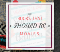 Books That Need to Be Adapted Into Movies