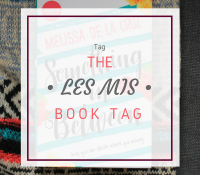 The Les Misérables Book Tag