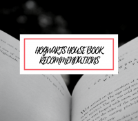 Book Recommendations Based on your Hogwarts House