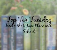 Books Set in a School